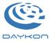 логотип компании Дэйкон