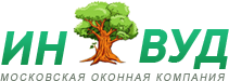 логотип оконной компании Инвуд